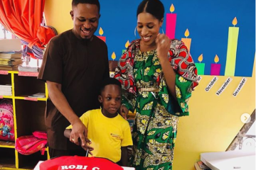 naeto c and wife and child