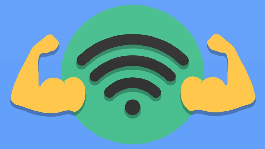 strong wifi