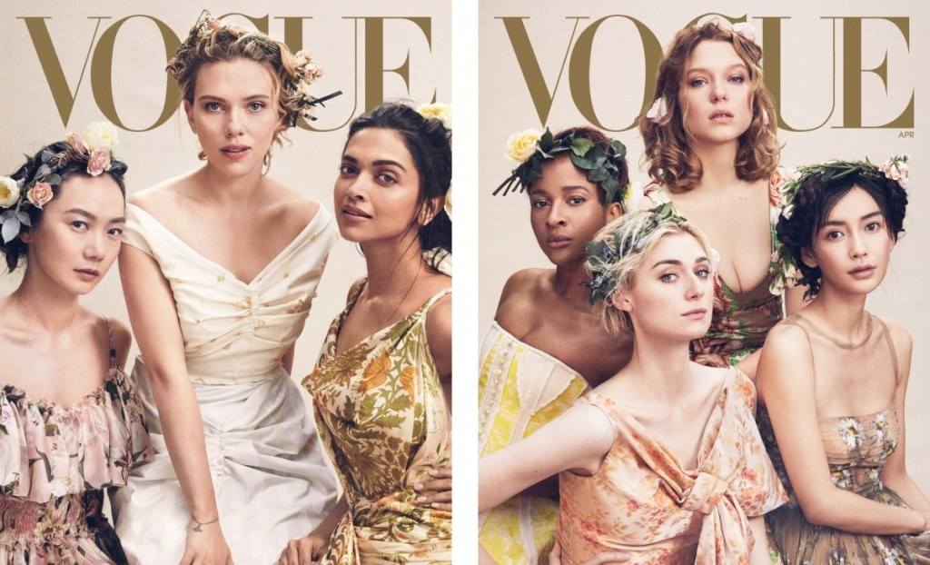 Image result for Adesua Etomi-Wellington is on the Cover of VOGUE -Niigeria To The World