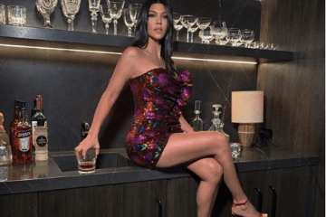 Kourtney Kardashian's Birthday Photos