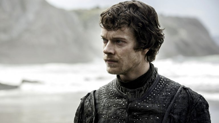 Image of Theon Grey Joy from Game of Thrones