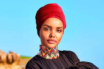 Image of Halima Aden