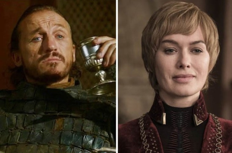 cercei lannister and bronn