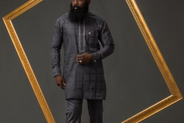 africana fashion men