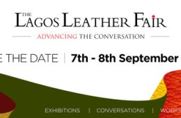 lagos leather fair banner