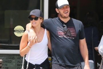 chris pratt and katherine schwarzeneggar