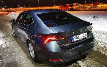 Škoda Octavia 2021