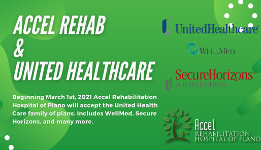 Image: Accel Rehab & United Healthcare