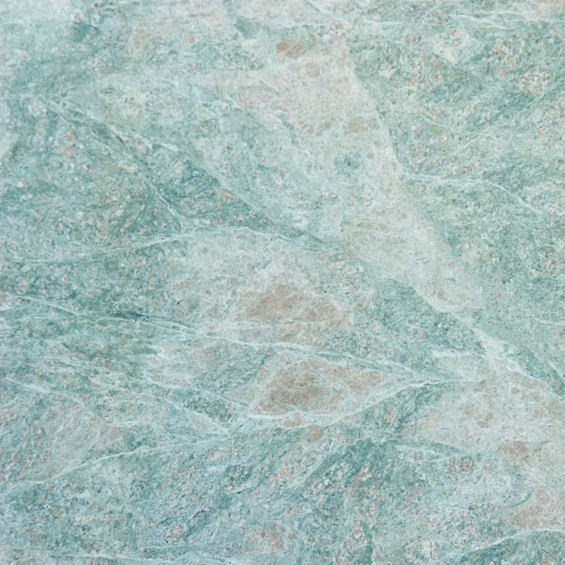 caribbean green granite accent