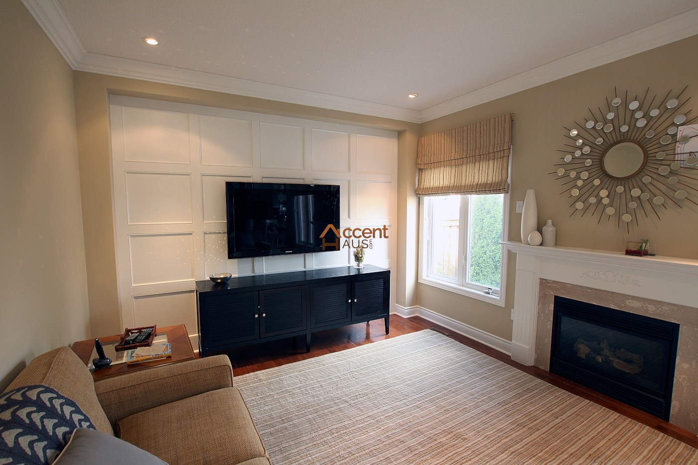Wall Paneling Amp Wainscoting Accent Haus Custom