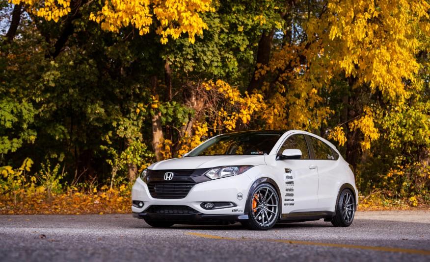 3M Window Tint Honda HR-V
