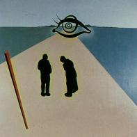 Salvador Dalí. L'ull de L'Angélus, 1978.