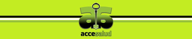 Logo y emblema de AcceSalud