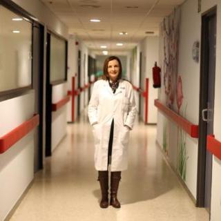 Doctora Luz Couce Pico