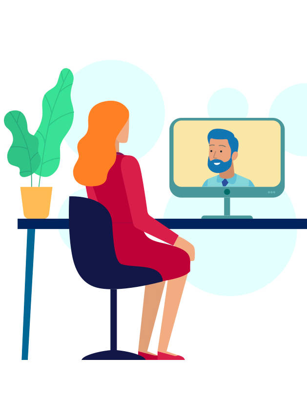 Apoyo psicológico a distancia, terapia psciológica en línea