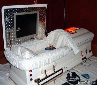 coffin-computer