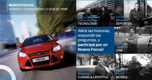 Nuevo Focus