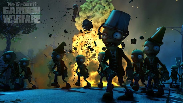 Plants vs Zombies Garden Warfare para Xbox