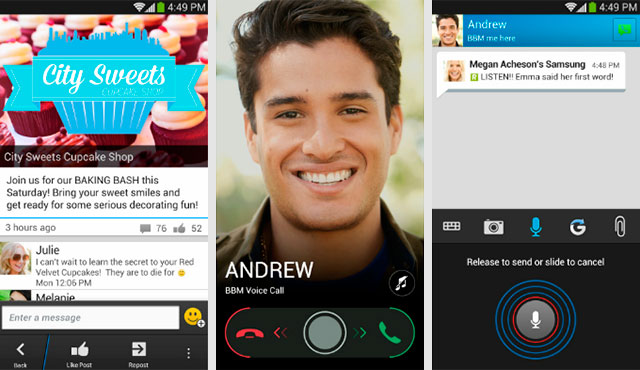BBM 2.0 Preview