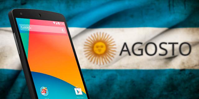 Nexus 5 Argentina