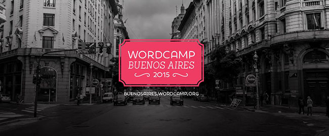 WordCamp Argentina 2015