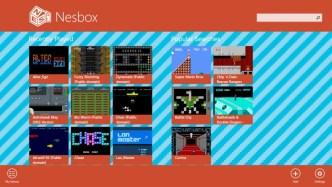 nesbox emulador