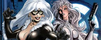silver y black