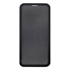 Husa piele Apple iPhone 6 6S neagra tip carte