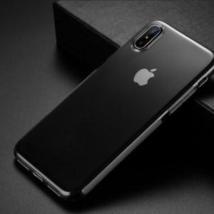 Husa silicon iPhone X