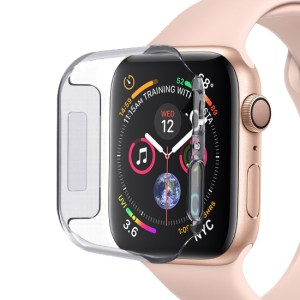 protectie silicon apple watch 4