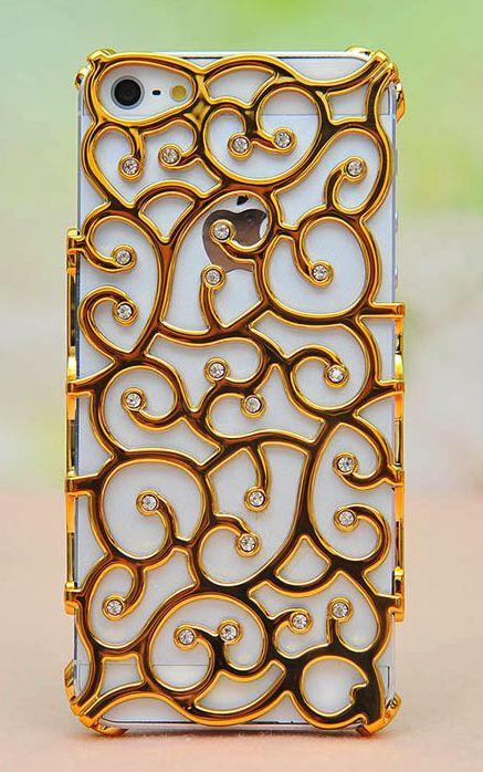 Carcasa joya para el iPhone5