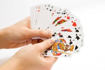 Zaskakująca historia kart do gry