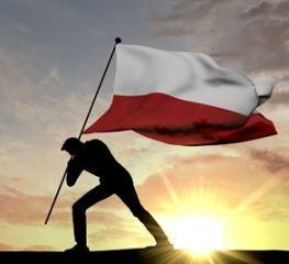 Świat świętuje z Polską