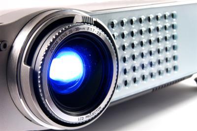 projektor domowy