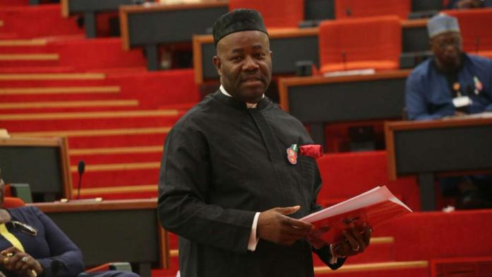 The House of Representatives has rejected the letter sent by Godswill Akpabio to the Speaker claiming it is diversionary