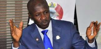 Ibrahim Magu has been released from detention