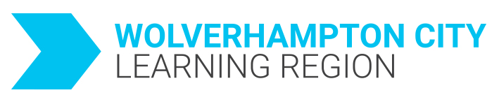 Wolverhampton Learning Region, Wolverhampton, logo, learning