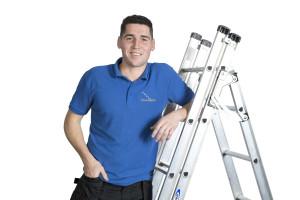 I'm Joh, your local Loft Ladder installer