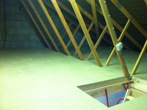Loft Boarding Crawley
