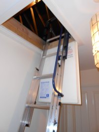 Access4Lofts Stafford Loft Ladder Installation