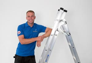 Loft ladder installation Wigan
