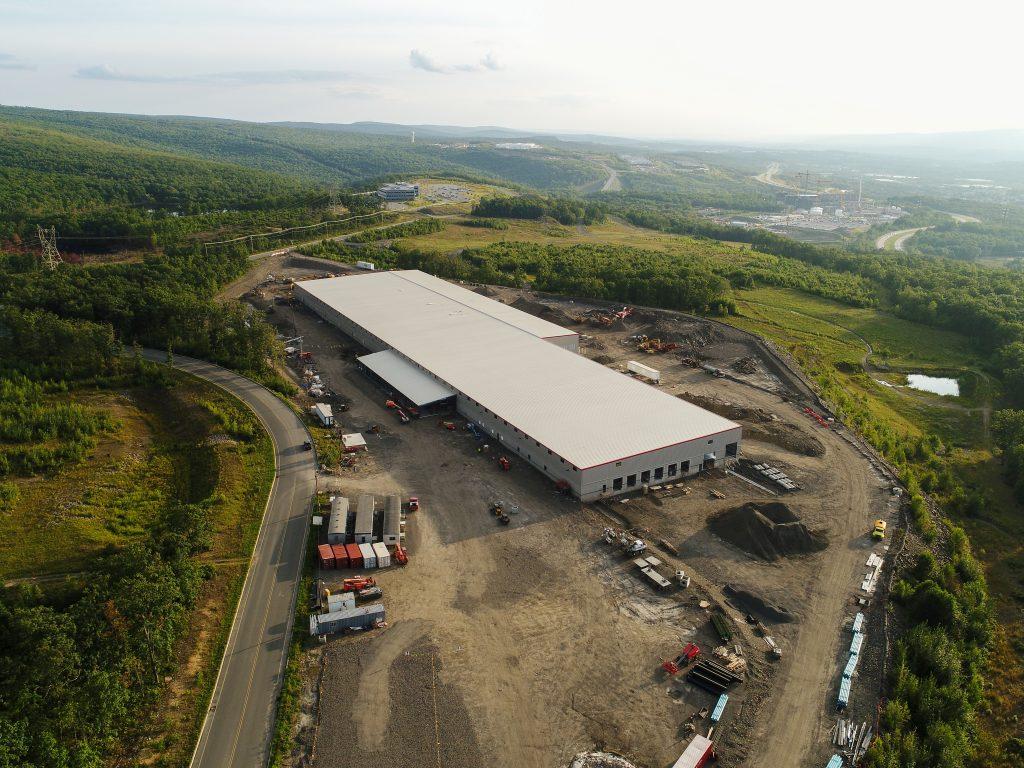 Drone Construction - Commercial Building