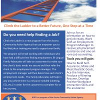 access to employment access agency