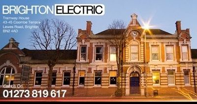 brighton electric studio