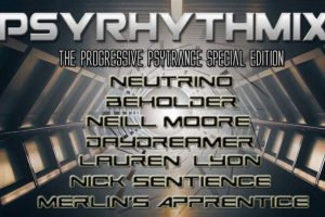 Psyrhythmix Aug 18