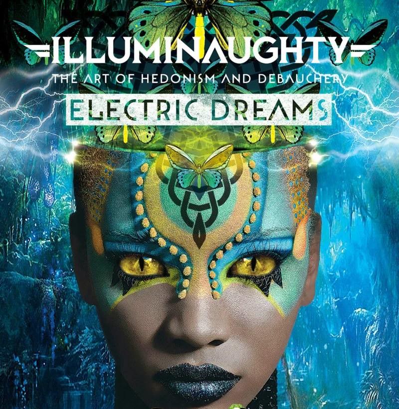 illuminaughty marhc 2019 front flyer