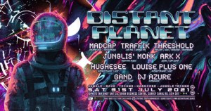 Distant planet2021 july