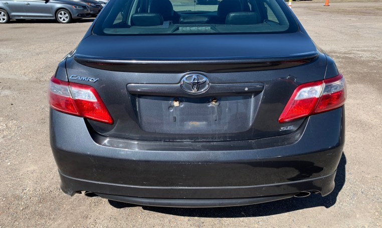 2007 TOYOTA CAMRY se FOR SALE