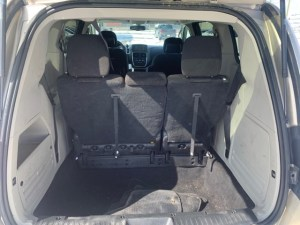 2013 Dodge Grand Caravan Rear Space Photo
