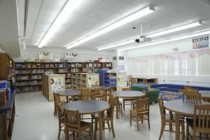 Los Robles Elementary School Library @ Los Robles Elementary